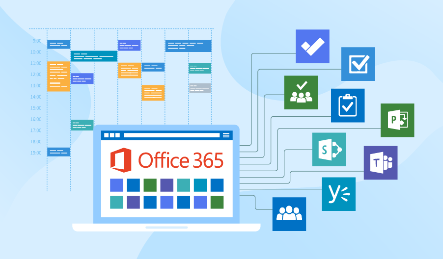 Office 365-Projektmanagement: Tools und Funktionen